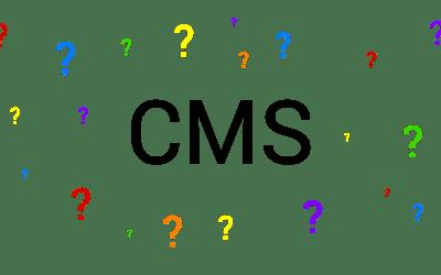 CMS – was ist das?