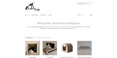 Onlineshop von Kratzparadies in Wildegg