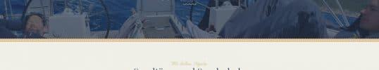 Bestehende Webseite von SunShipSailing optimiert