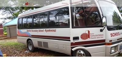 Mehrsprachige Webseite erstellt von BSSK Uganda