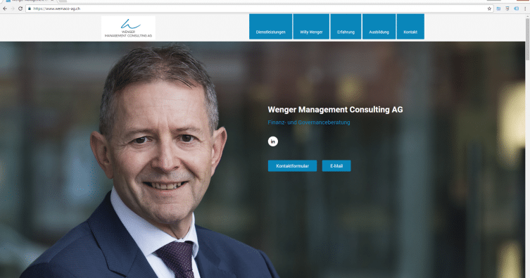 wenger-management-consulting-ag