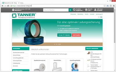 Onlineshop Verpackungsmaterial