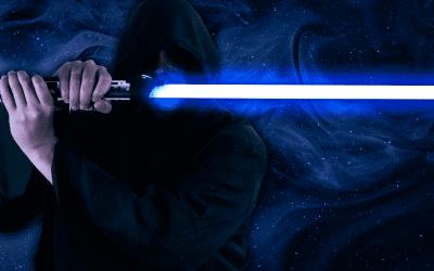 Black hat Sith vs. White hat Jedi