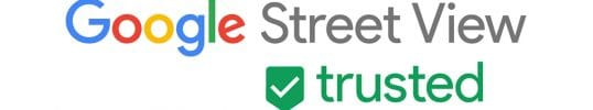 Google Street View trusted – zertifizierter Fotograf